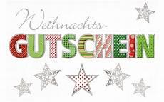 weihnachtskarte gutschein beautiful colours