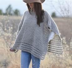 crochet poncho light alpaca poncho crochet pattern in a stitch