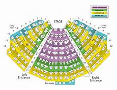 Stern Theater Seating Chart The New Theatre Amp Restaurant Kansas City S Star Attraction