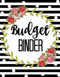 Binder Cover Sheet Keys To A Successful Family Budget Free Budget Binder