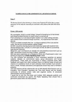 Mba Admission Essay Sample 013 Harvard Essays Essay Example Cv Template Medical