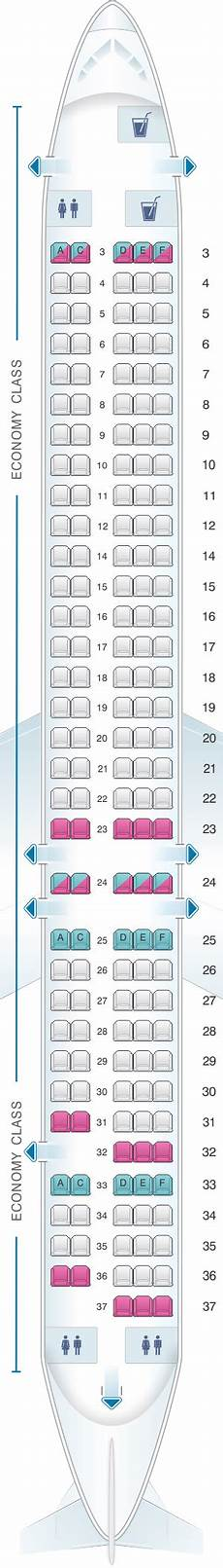 Delta Boeing Douglas Md 80 Seating Chart Seat Map Allegiant Air Mcdonnell Douglas Md 80 Seatmaestro