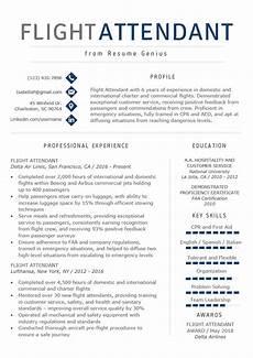 Flight Attendant Job Description Resume Sample Flight Attendant Resume Sample Amp Writing Guide Resume Genius