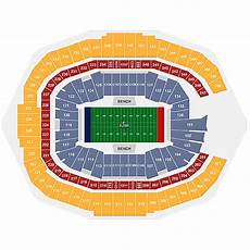 Seating Chart Mercedes Benz Atlanta United Mercedes Benz Stadium Atlanta Tickets Schedule