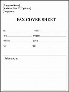 Printable Fax Cover Sheets Free Fax Cover Sheet Template Pdf Word Google Docs