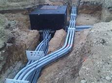 Cable Duct Bank Design Electrical Construction Elk Electric