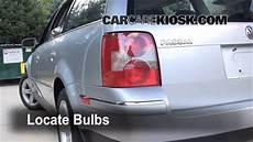 2005 Vw Passat Brake Light Bulb Brake Light Change 1998 2005 Volkswagen Passat 2004