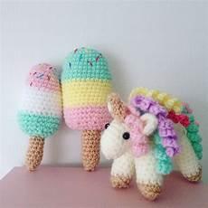 diy crochet unicorn amigurumi the crafty mummy