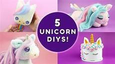 diy unicorn 5 amazing unicorn diys you to try