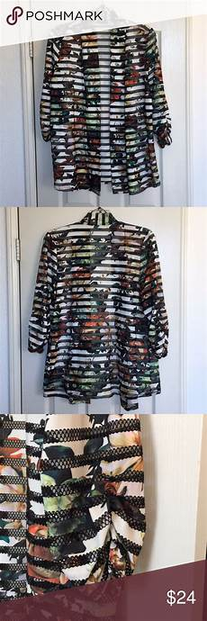 Chances R Designs Chances R Women S Kimono Print Top Print Tops Clothes