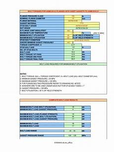 B16 Bolt Torque Chart Bolt Torque Asme B16 5 Flanges Sheet Gaskets 02