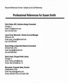 Resume With References Samples 70 Resume Formats Pdf Doc Free Amp Premium Templates