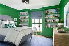 Blue And Green Bedroom Blue Bedroom With Green Accents Design Ideas