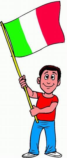 Malvorlagen Sterne Italien Junge Mit Italienischer Flagge Ausmalbild Malvorlage