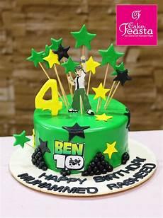 ben ten birthday cake cake company cake feasta