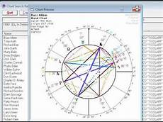 Solar Sign Chart Solar Fire Chart Search Youtube