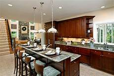 Kitchen Island Are More Practical Than Kitchen Bars Breakfast Bar Ideas On