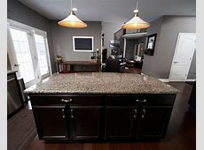 Annapolis   Spring Valley Maple Kona Cabinets #customhome #newhomeconstruction #floorplan #