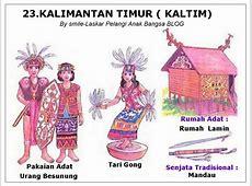 Mengenal Budaya Indonesia: NAMA 34 PROVINSI di INDONESIA
