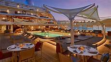 inside the newest up market cruise liner in the world