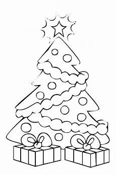 ausmalbilder weihnachten tannenbaum ausmalbilder