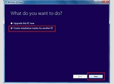 How to Create Bootable USB Disk for Windows 10   Five