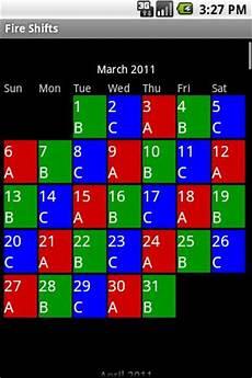 4 On 4 Off Shift Calendar App 2016 Firefighter Shift Calendar 24 On 48 Off Calendar