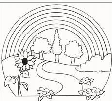 Ausmalbilder Zum Ausdrucken Regenbogen Malvorlagen Regenbogen Ausdrucken 3 Ausmalbilder Sch 246 Ne