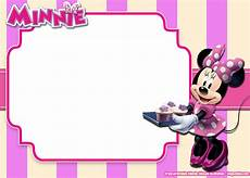 Printable Minnie Mouse Invitations Free 14 Free Printable Minnie Mouse All Ages Invitation