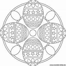 Ostereier Ausmalbilder Kostenlos Zum Ausdrucken Mandala Ostereier Malvorlage Zum Ausdrucken