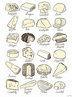 French Cheese Chart Culture The Word On Cheese