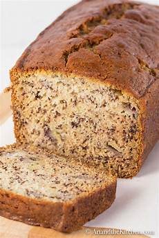 Light Banana Bread Best Banana Bread Art And The Kitchen