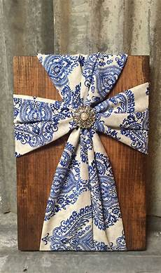 fabric crafts wood and pin by tami on diy projects cross crafts wood crosses