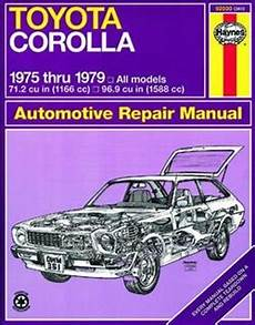 Toyota Manual Repair Service Shop Manuals