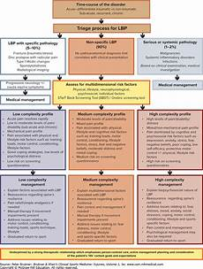 Back Diagnosis Chart Low Back Moore Associates Physiotherapy