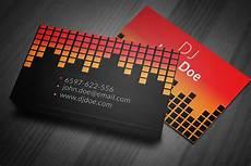 Dj Business Cards Dj Business Cards Business Card Tips