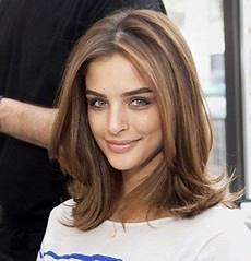 frisuren dünnes glattes haar schulterl 228 nge haarschnitte neue besten haare frisuren
