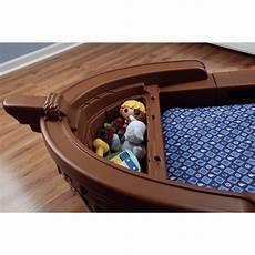 tikes pirate ship toddler bed reviews wayfair