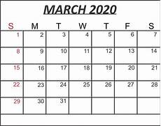 february 2020 calendar events free february amp march 2020 calendar printable template