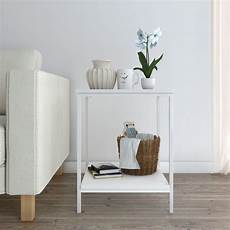 lifewit 2 tier side table end table