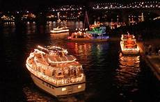 Chattanooga Lights On The River Holidays Kick Off In Chattanooga With Lighted Boat Parade