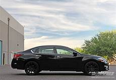 2013 Nissan Altima Rims by 2013 Nissan Altima With 20 Quot Gianelle Spidero 5 In Black