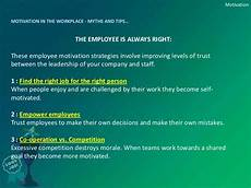 Types Of Motivation In The Workplace Motivation At Workplace