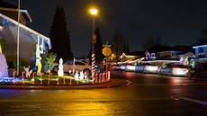 Pebble Creek Lights 2018 Pebble Creek Christmas Lights Traffic Timelapses Rocklin