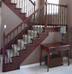 staircase makeover before and after exactly what we