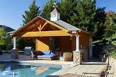 custom pool house plans ideas pool cabanas in new