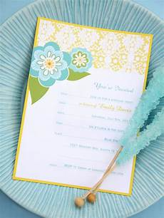 Personal Birthday Invitations 16 Free Printable Party Invitations For Any Occasion Hgtv