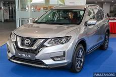 Nissan X Trail Facelift 2020 by 2019 Nissan X Trail Facelift Tentative Pricing Confirmed