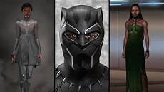 Costume Designer For Black Panther Movie The Afrofuturistic Designs Of Black Panther The New