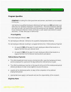 Employee Referral Program Policy Free Download 47 Employee Referral Program Template